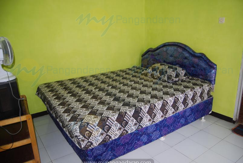 Kamar Tidur Pusaka Alam Pangandaran